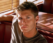 Jensen Ackles stars in the WB drama, Supernatural.