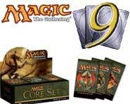 The Magic: The Gathering Trading Card Game by Wizards of the Coast lets you duel!