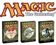 We review the Magic: The Gathering: 9th Edition Theme Decks!