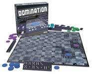 We review the Domination strategy board game from Patch!