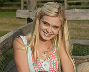 Sara Paxton stars on the Discovery Kids show, Darcy's Wild Life.