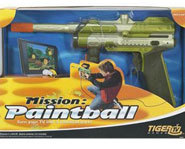Mission Paintball is a paintball television game for boys.