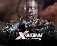 Get a free demo of the X-Men Legends II: Rise of Apocalypse video game here!