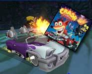 Power-up your Crash Tag Team Racing action with these game cheats!