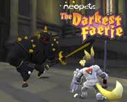 We review the Neopets: The Darkest Faerie game for the PS2!