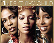 Destiny's Child has released their final album, a disc of greatest hits.