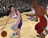 Pic of Steve Nash in the NBA Live.
