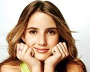 Emma Roberts stars in the Nickelodeon show, Unfabulous.