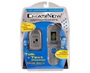 Picture of the ChatNow Flip Communicator.