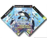 We review the Seaworld: Shamu's Deep Sea Adventures video game for the Gamecube, Playstation 2, and Xbox!