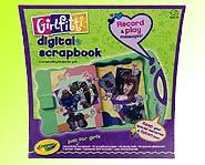 Try the new craft kits from Crayola just for girls - Girlfitti!