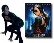 We review the futuristic super-spy flick, Aeon Flux starring the Oscar-winning Charlize Theron!