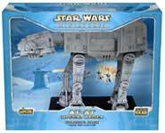 We review the colossal AT-AT Imperial Walker figure for the Star Wars Miniatures game!