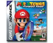 We review the new Mario Tennis: Power Tour game for the Nintendo Gameboy Advance.
