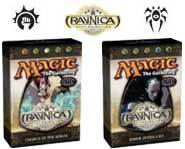 We review the new Magic: The Gathering card game expansion set: Ravnica City of Guilds!