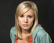 Kristen Bell stars in the UPN drama Veronica Mars.