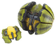Picture of the Shell Shocker remote controlled toy.