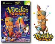 Get a game cheat for the Voodoo Vince game for the Xbox!
