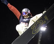 Picture of pro snowboarder, Elena Hight.