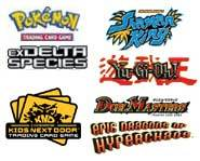 We rate the top 5 card games of 2005, from Duel Masters to Pokemon and Yu-Gi-Oh!