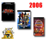 Get the scoop on the hottest games to look for in 2006!