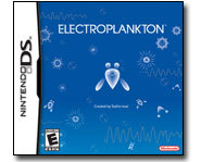 We review the new Electroplankton music game for the Nintendo DS.