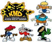 Codename Kids Next Door Characters | RM.