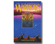 Cover of Warriors: The New Prophecy 3: Dawn by Erin Hunter.