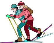Cross country skiing is a fun and low cost winter sport with many health and fitness benefits.