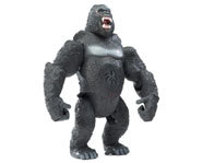 Picture of the King Kong action figure toy from Playmates.