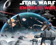 Download the free Star Wars: Empire at War PC game demo and conquer the galaxy with starships, Jedi, and the Force!