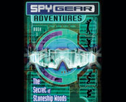 Cover of Spy Gear Adventures: The Secret of Stoneship Woods by Rick Barba.