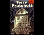 Cover of the Terry Pratchett novel, Johnny and the Dead.