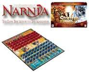 We review the Chronicles of Narnia Stratego board game from Milton Bradley!