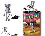 We review the new Nintendo game - Chibi-Robo! Check it out.