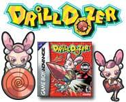 Read our review of the Drill Dozer puzzle and adventure game for the Nintendo GBA!