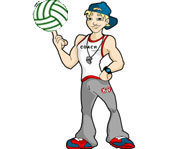 Quiz the coach for volleyball tips and drills and other sports and fitness advice for kids.