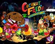 Get the 411 on the animated mayhem of Coconut Fred's Fruit Salad Island cartoon TV show!
