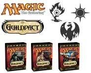 Get the scoop on the new Magic the Gathering: Guildpact theme decks with oure reviews!