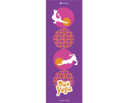 Picture of a Scooby Doo yoga mat for kids.