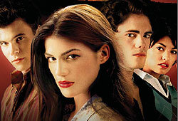 Check out the hot drama, Wildfire, on ABC Family channel.