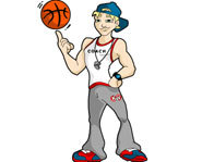 Quiz the coach for basketball tips and drills and other sports and fitness advice for kids.