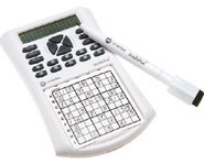 Photo of the Do You Sudoku? hand held electronic game.