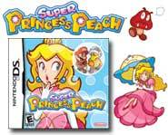 We review the new Super Princess Peach video game for Nintendo DS!