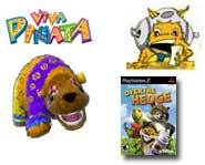 Get all the game news on Viva Pinata, the Xbox 360, Yu-Gi-Oh!, Over the Hedge and more!
