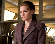 Kate Bosworth as Lois Lane in Superman Returns.