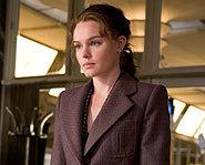 Kate Bosworth as Lois Lane in Superman Returns.