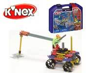 We review the K'Nex 20 Model Building Set with Magnet Fun!