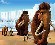 The mammals make a move as the ice starts to melt in Ice Age 2.