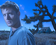 Jensen Ackles starrs in Supernatural, the hot and scary show on the WB!